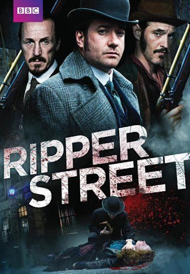 Ripper Street Season 1 ถนนเลือด เชือดมรณะ ปี 1 ( EP. 1-8 END ) [พากย์ไทย]