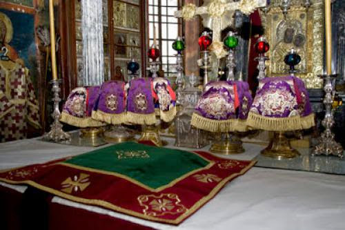 Tracing The Origins Of The Presanctified Liturgy