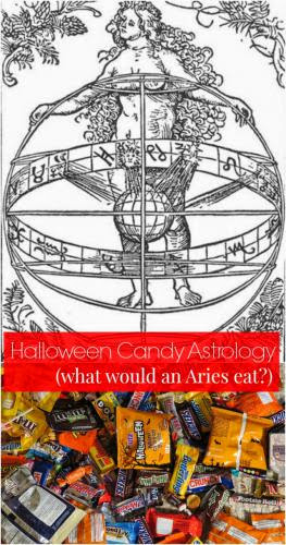 Halloween Candy Astrology