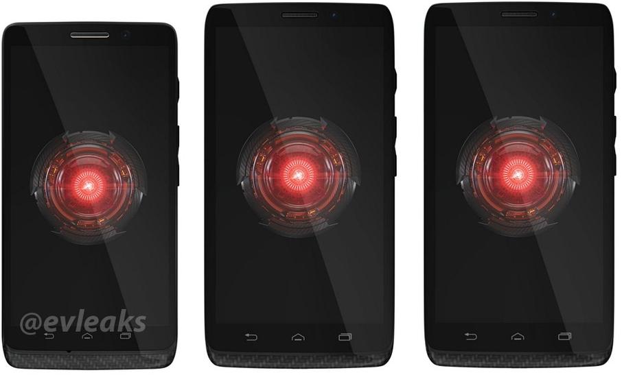 Motorola DROID Mini, Ultra und Maxx