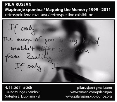 Pila Rusjan - Mapping the Memory 1999-2011