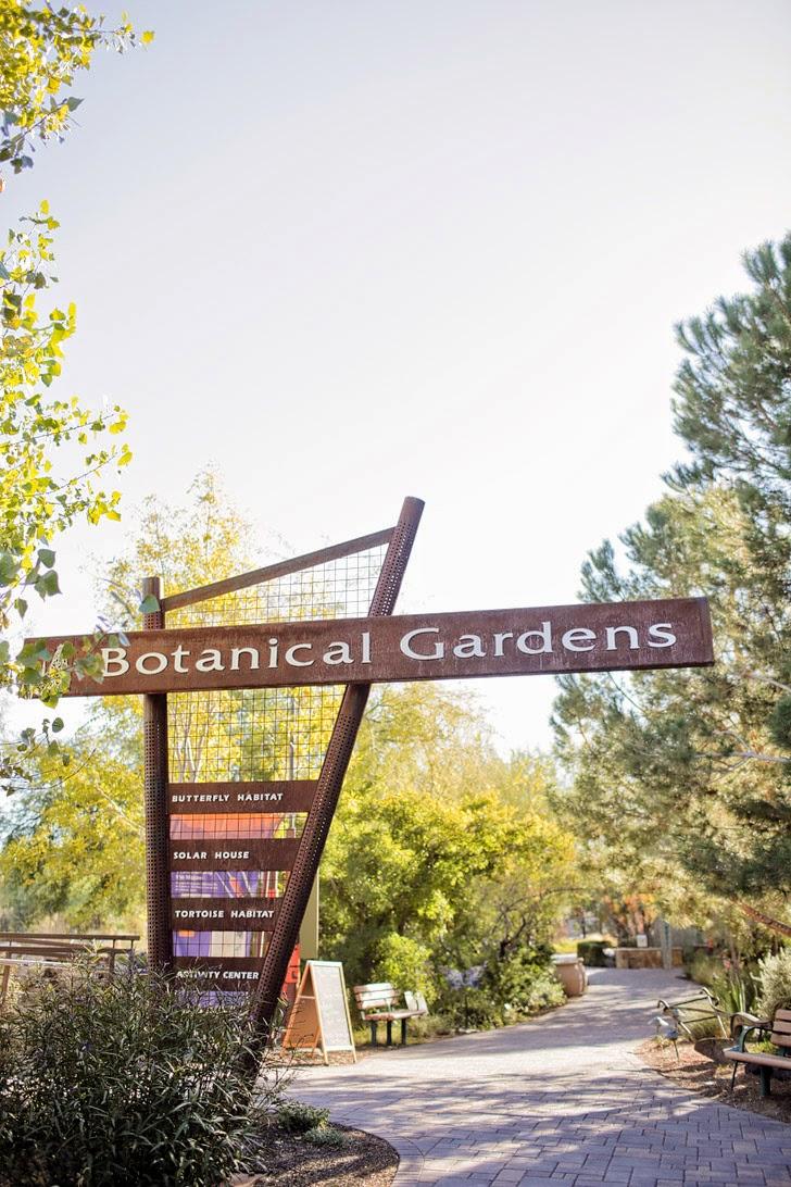 Botanical Gardens Las Vegas.
