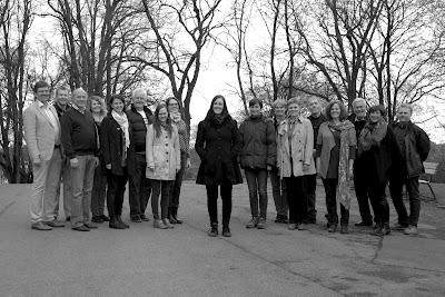 Norske kammersangere med dirigent Nina T. Karlsen. Foto: Jon Rogne
