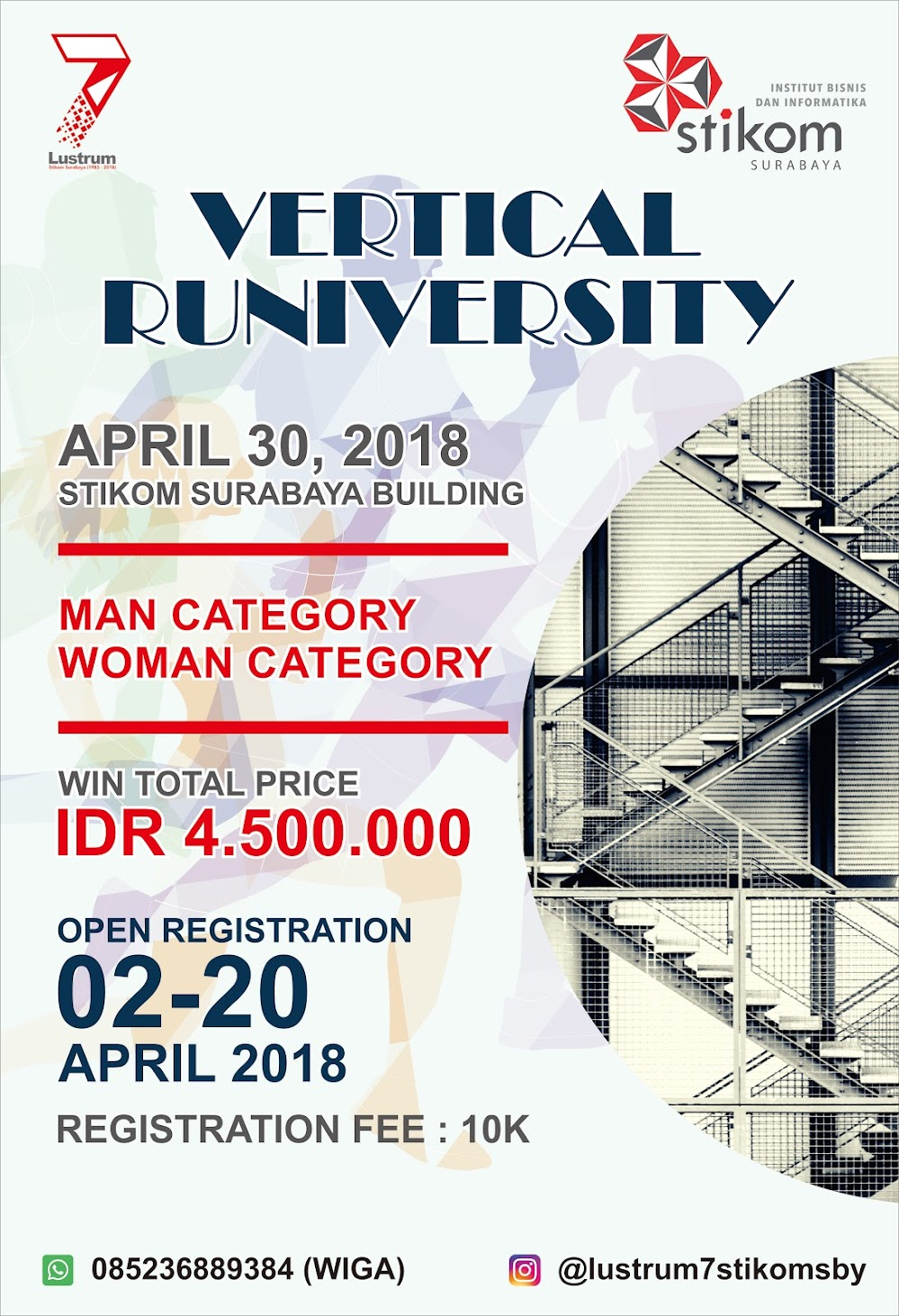 Vertical Runiversity • 2018
