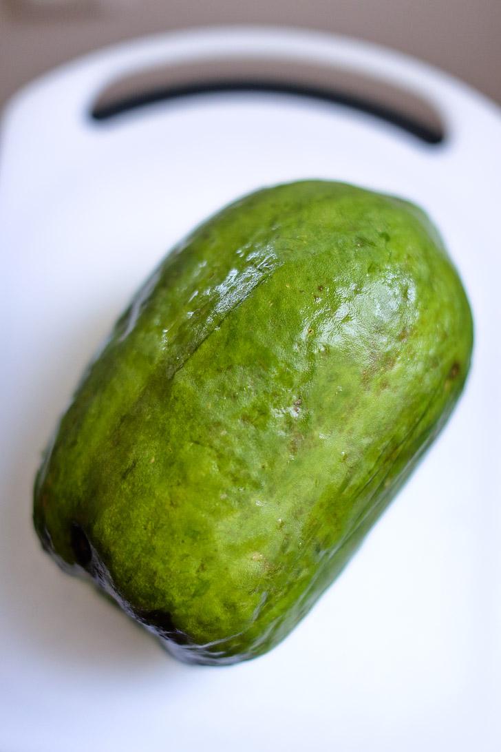 Thai Green Papaya Salad Recipe.