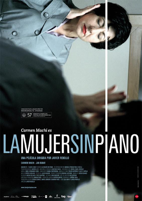 La mujer sin piano (Javier Rebollo, 2.009)