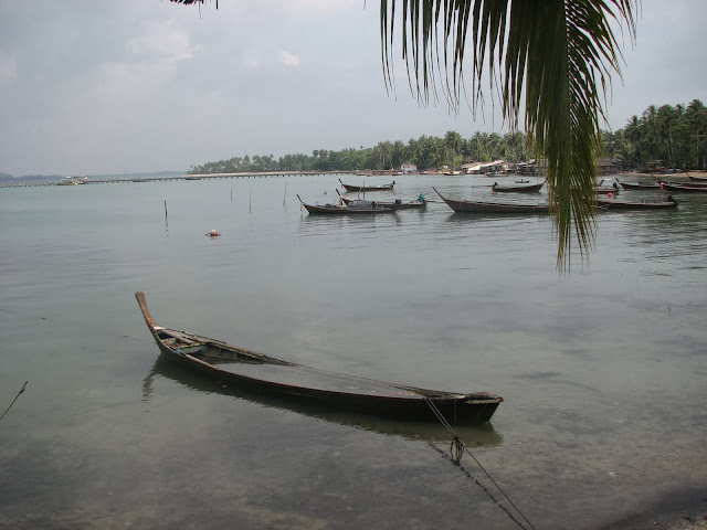 From the shore, Thailand