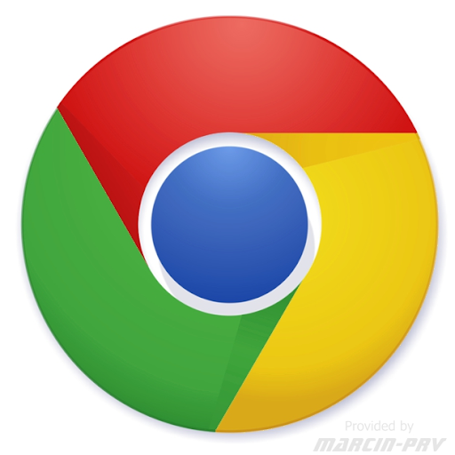 google chrome logo. New Google Chrome Logo