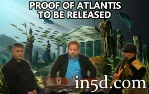 Proof Of Atlantis Soon To Be Exposed