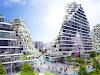 Batería de viviendas en el centro de Copenhague (en desarrollo)