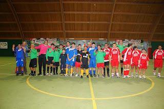13° Torneo di calcetto: Sport senza Barriere 2013