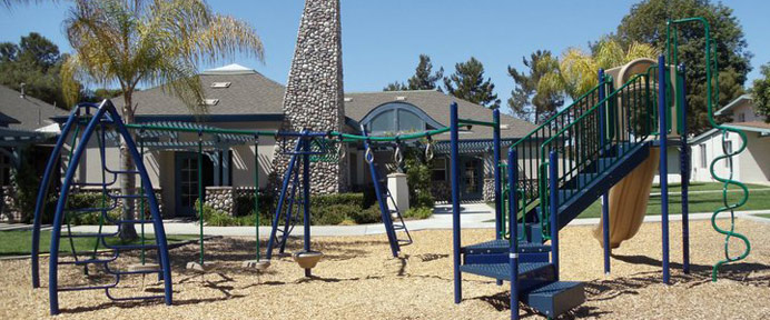San Diego Center for Children Playground