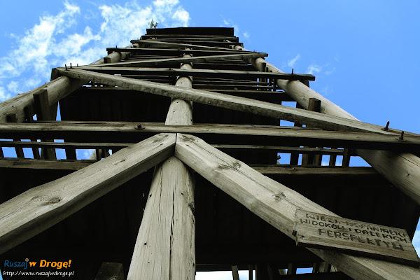 Piaszno Wieża Wspaniałych Widoków i Dalekich Perspektyw