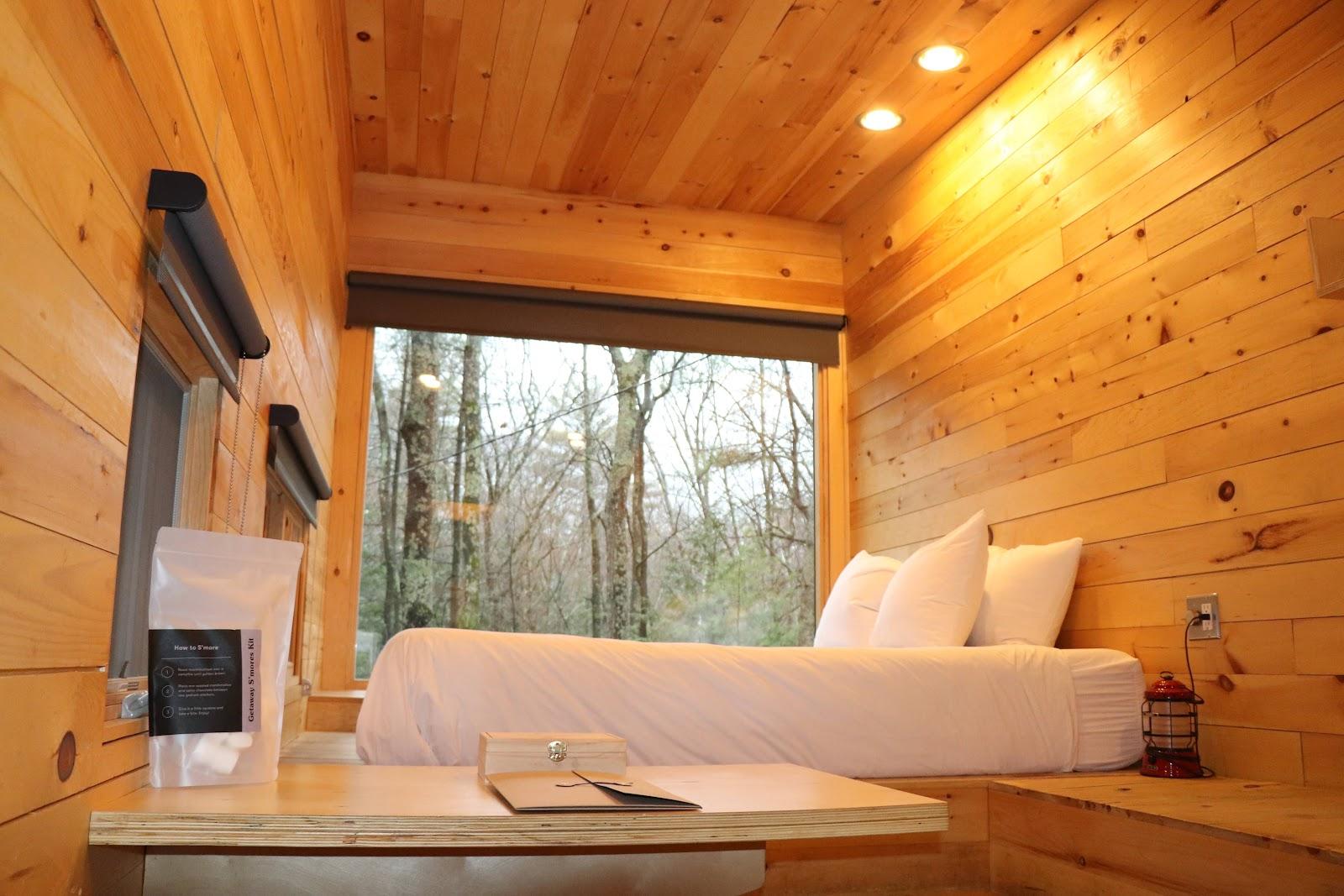 Getaway House Bed