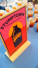 Feast 2014, Tillamook Brunch Village participant Stumptown bringing the cold brewed coffee