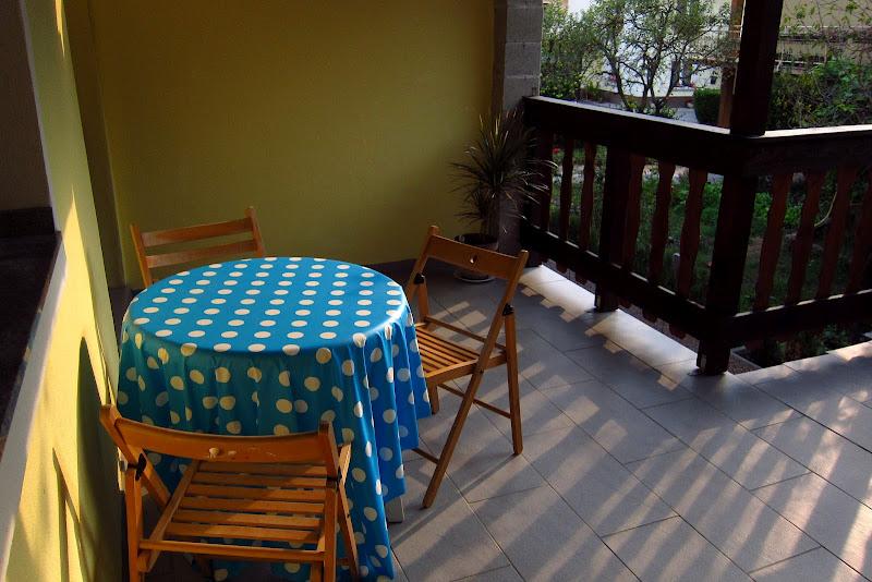 Hemingway B&B terrace