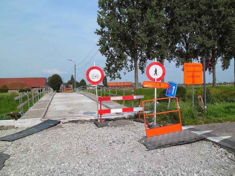 Schipdonkkanaal Deinze - Eeklo (Fietssnelweg F422) - Knokke (of Afleidingskanaal van de Leie) Schipdonkkanaal%2B013