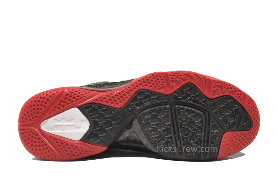 new product 65f47 f3524 ... Yet Another Look at Nike LeBron 9 in Black amp Varsity Red ...