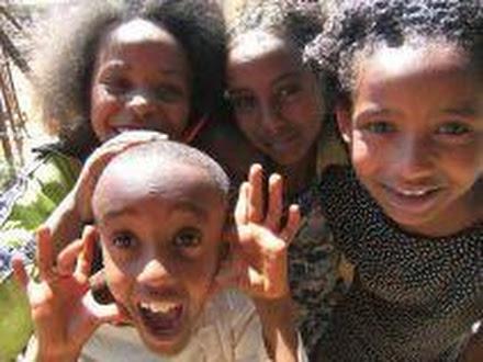 Tour 51: Khartum - Addis Abeba (1760 km) 2010