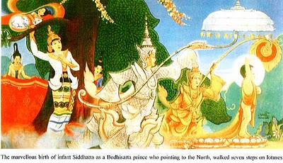 Where Was The Buddha Really Born Image