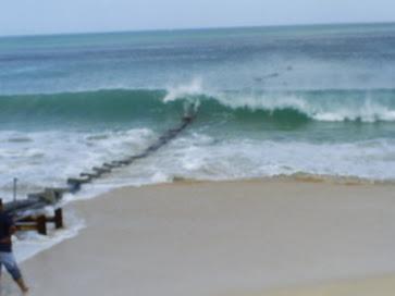 PIPA HDPE UNTUK SEA WATER INTAKE BALI