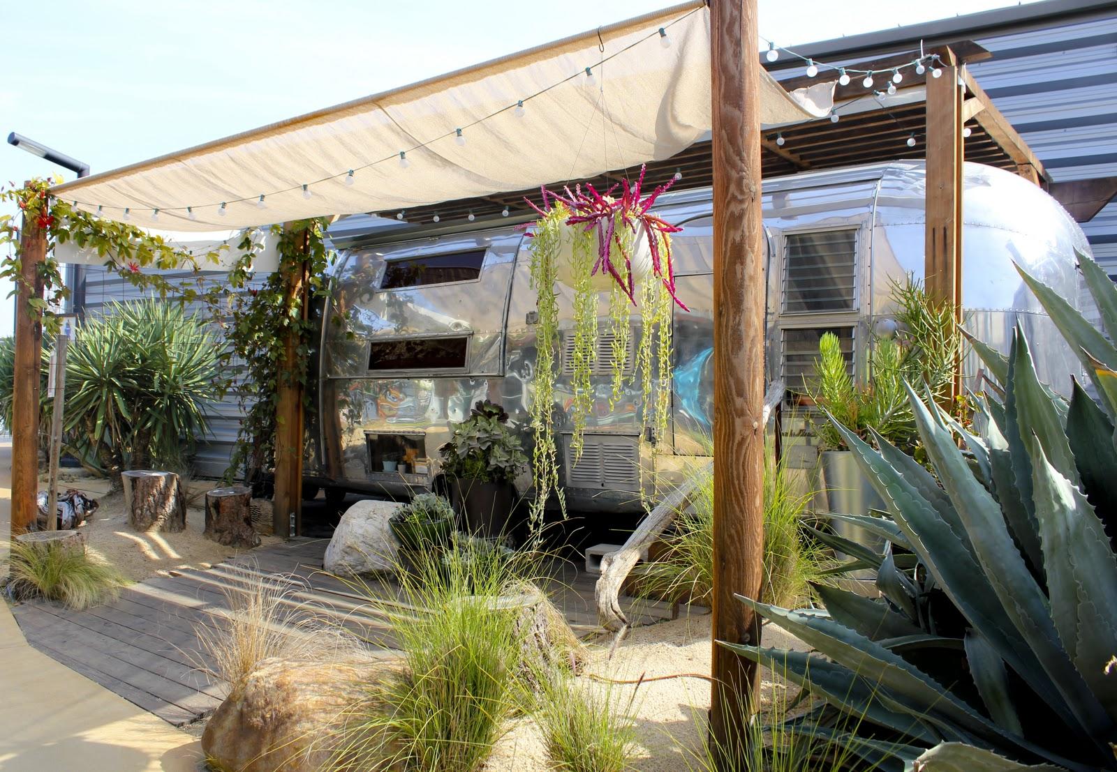 Art + Nature + Airstream | Laguna Dirt