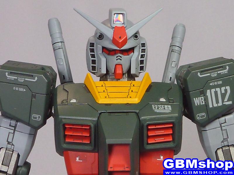 Bandai 1/100 MG RX-78-2 Gundam Ver. One Year War 0079 Real Type
