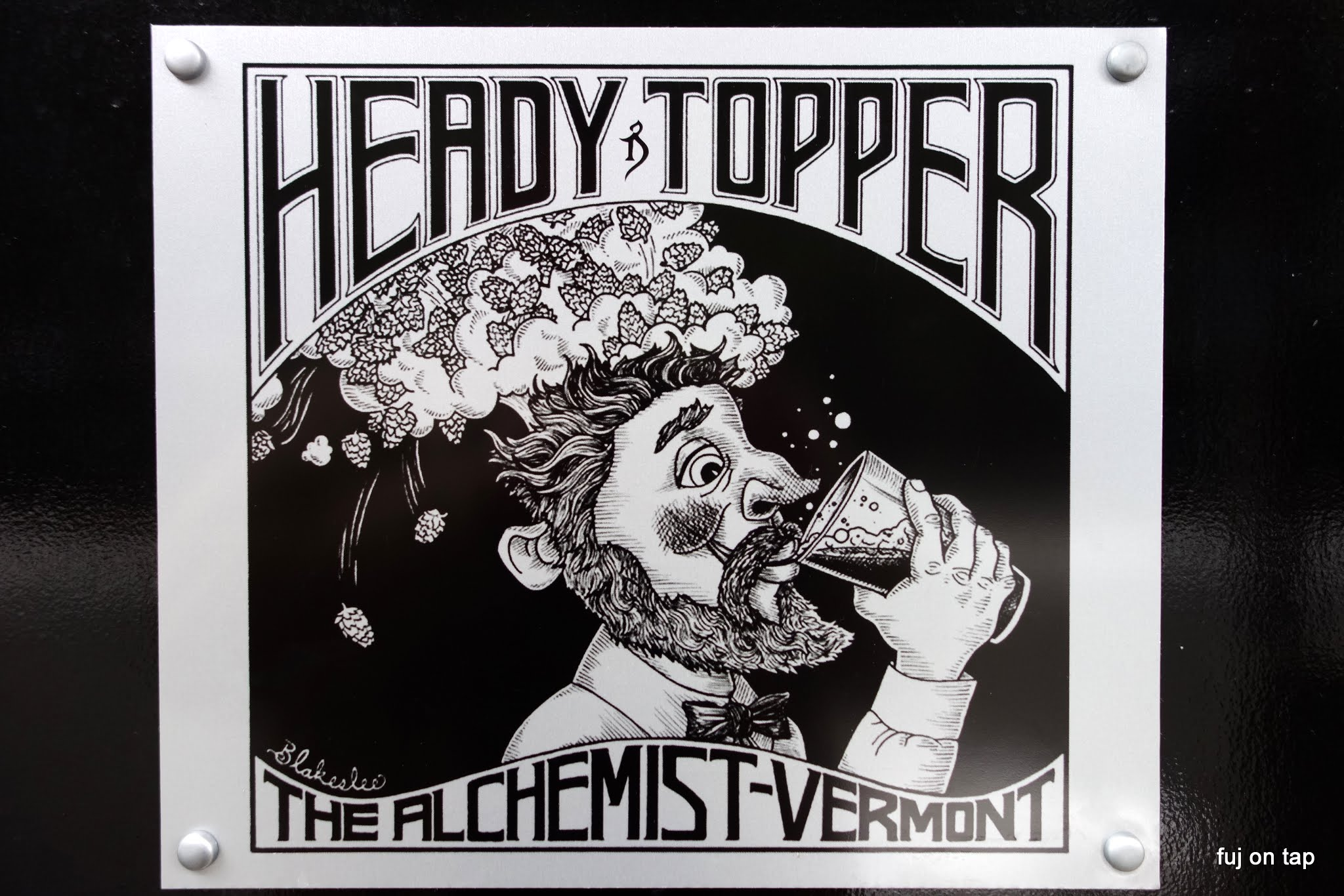 Heady Topper Logo