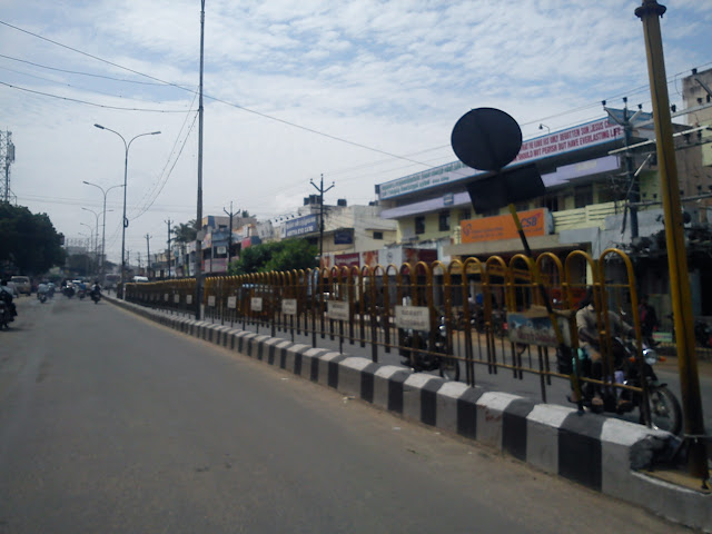 Image result for head post office road  trichy