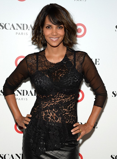 Halle Berry pour Scandale