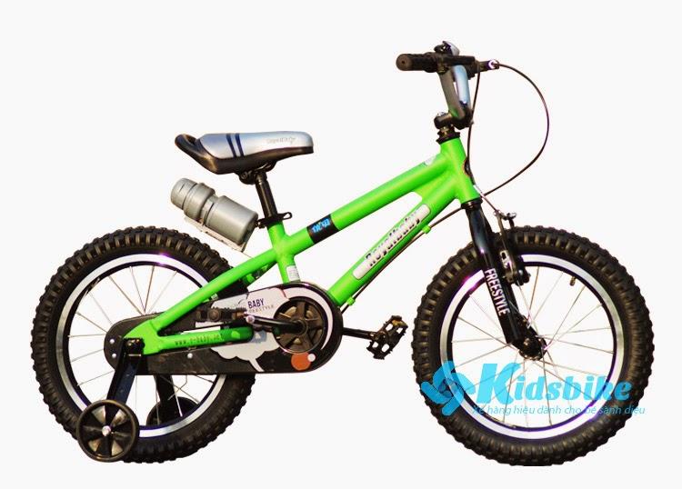 Xe đạp trẻ em Royal Baby Free Style Aluminum giá rẻ nhất tại Hà Nội