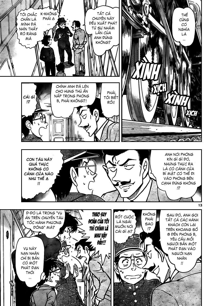 Detective Conan Chap 820 - Truyen.Chap.VN