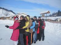 Фоторепортаж с тренинга по ньяса-йоге 12-18 февраля 2012г в Карпатах.790