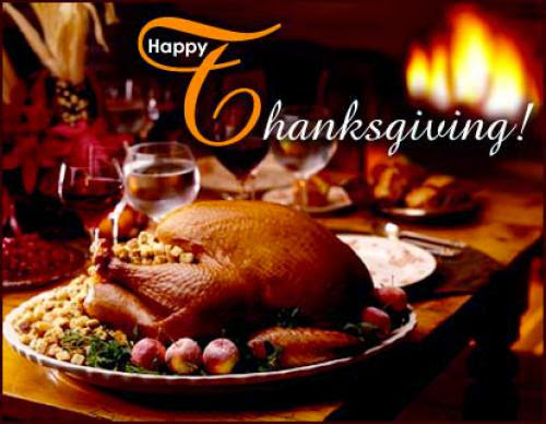 Motivational Monday Happy Thanksgiving Proclamation