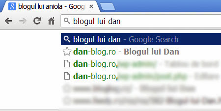 dezactivare google chrome omibox cautare bara de adrese Dezactivare Omnibox Google Chrome   Căutare