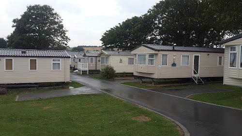 Camping  at Weymouth Bay Holiday Park