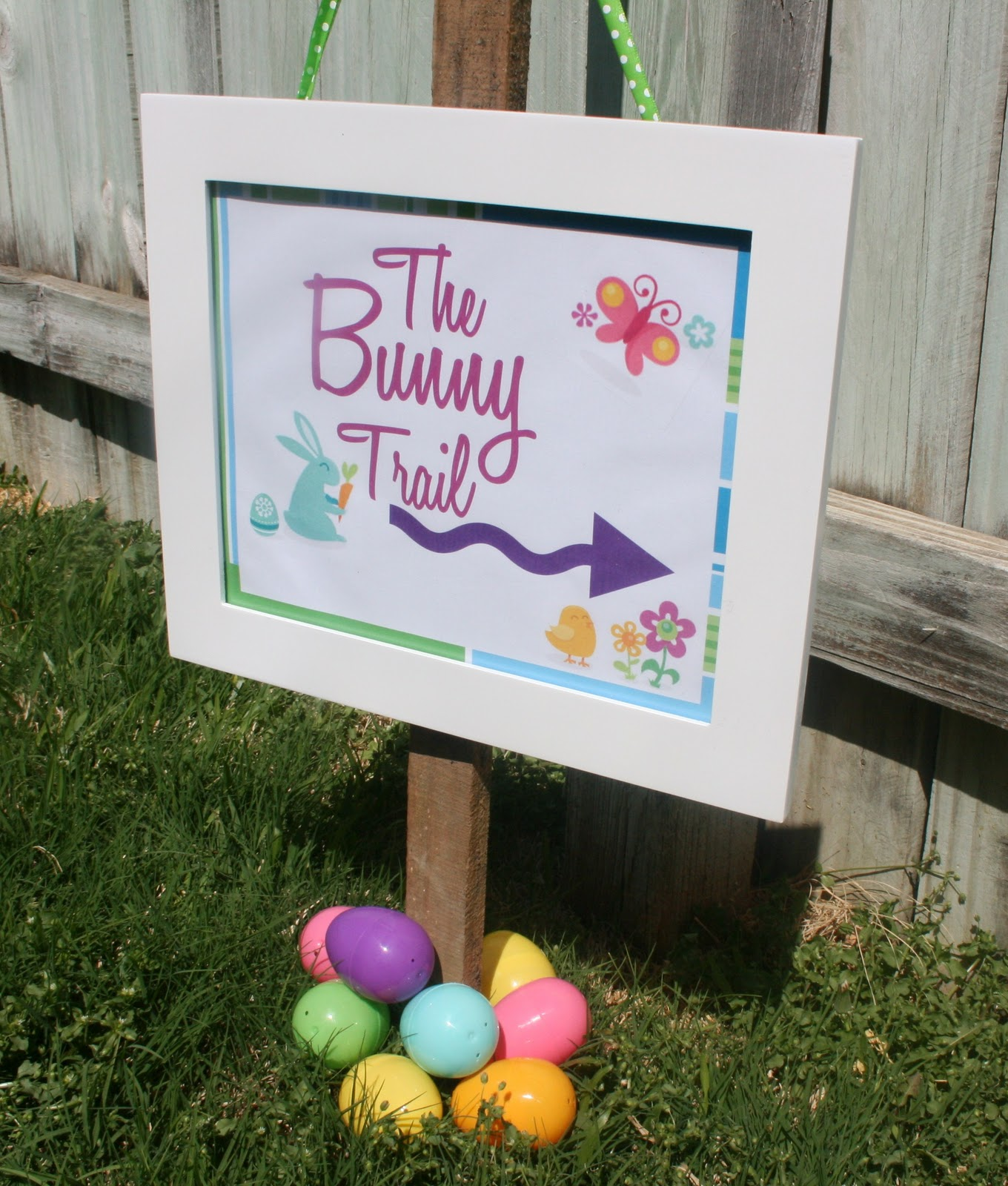 My Life Homemade: Easter Egg Hunt Party Collection