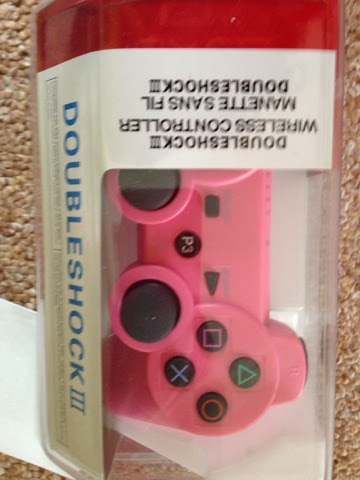 Jenna's blog: Review on the doubleshock 3 playstation
