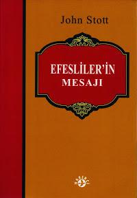 Ephesians by John Stott in Turkish