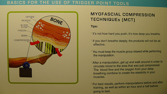 Basic For The Use Of Trigger Point Tools