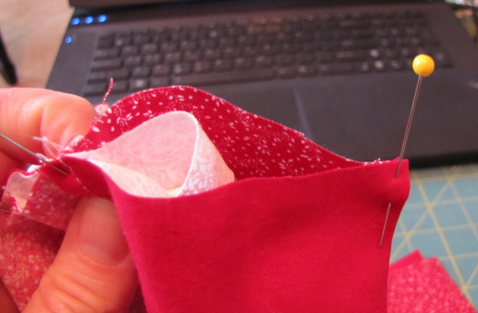 how to make a bow tie without interfacing