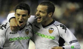 Goles Valencia Atletico Madrid [2-0] Video Soldado