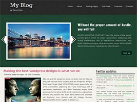 Honor Wordpress Themes