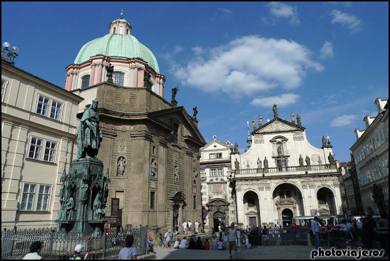 Plaza de los Caballeros de la Cruz