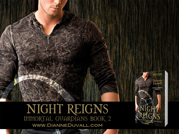 Sebastien Newcombe - Night Reigns by Dianne Duvall