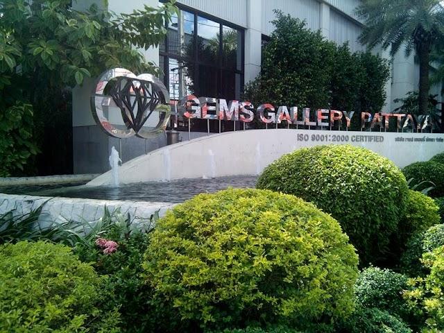 Gems Gallery Pattaya Co,. Ltd.