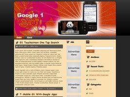 Smartphone Google 1
