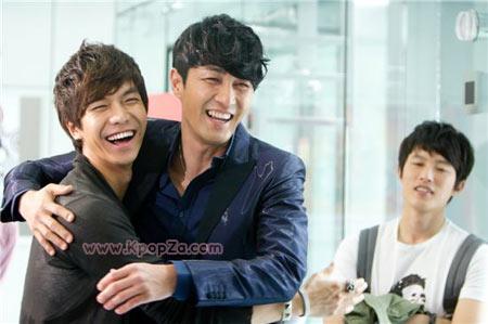 Lee Seung Gi มาเป็นแขกรับเชิญในละครเรื่อง The Greatest Love