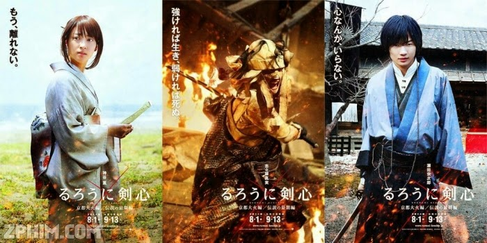 Ảnh trong phim Đại Hỏa Kyoto - Rurouni Kenshin: Kyoto Inferno 3