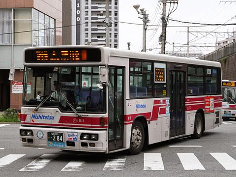 西日本鉄道 片江 1511